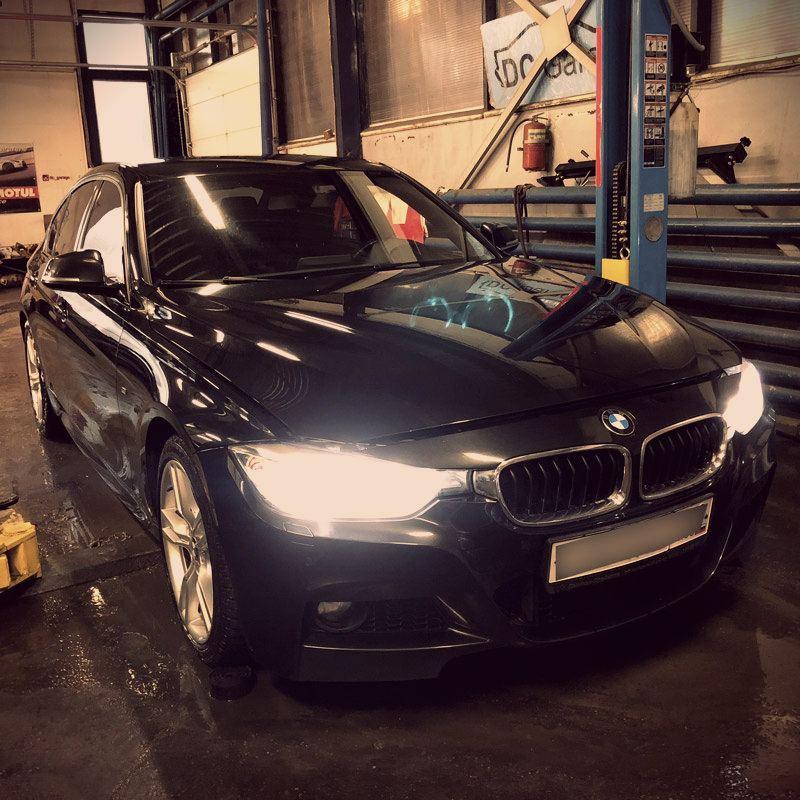 Ремонт BMW